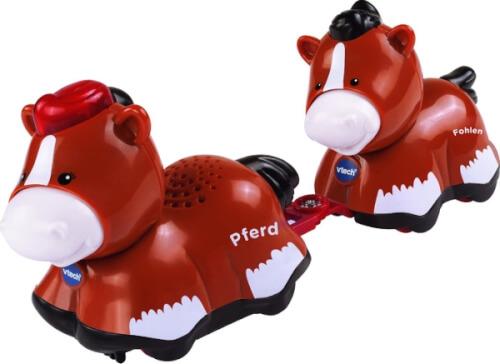 Vtech 80-501104 80-501104-Tip Tap Baby Tiere-Pl/üsch-Pferd