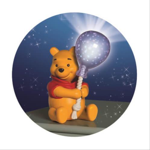 TOMY T72199 Ballon Nachtlicht Winnie the Puuh T72199 ...