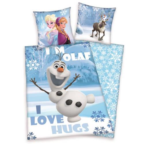 Disney Frozen Die Eiskönigin Bettwäsche Ca 100 X 135 Ca 80 X