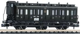 Fleischmann FM806504 N 3-achsiger Abteilwagen 2./3. Klasse mi
