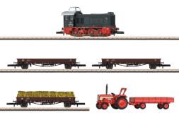 Märklin 81772 Z Leichter Güterzug DB, IV