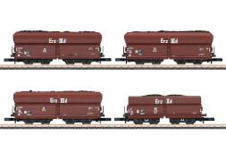 Märklin 86307 Z Güterwagen-Set ''Kohlenverkehr'' DB
