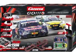 Carrera GO!!! Plus - Rennbahn ''DTM Splash 'n Dash'', 1:43, ca. 215x118 cm, ab 6 Jahre