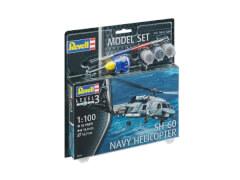 REVELL Model Set SH-60 Navy Helicopt