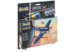 REVELL Model Set F4U-1B Corsair Roya