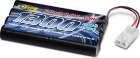 Akku Power Pack 9,6V/1300 mAh NiMH
