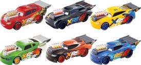 Mattel GFV33 Disney Cars Xtreme Racing Serie Dragster-Rennen Die-Cast 1:55 sortiert