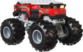 Mattel GBV34 Hot Wheels Monster Trucks 1:24 Die-Cast 5 Alarm