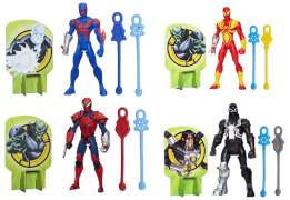 Hasbro Spider-Man Web Slingers 5,5 Zoll Deluxe Figuren