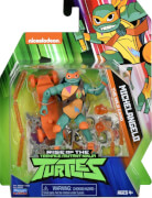 Jazwares TURTLES 80803 ROTMNT 10 cm Basic Action Figur Michelangelo