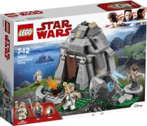 LEGO® Star Wars 75200 Ahch-To Island Training, 241 Teile, ab 7 Jahre