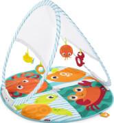 Mattel FXC15 Fisher-Price Faltbare Meeres-Spieldecke