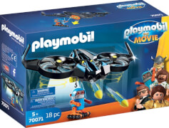 Playmobil 70071 Playmobil: THE MOVIE Robotitron mit Drohne