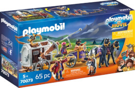 Playmobil 70073 Playmobil: THE MOVIE Charlie mit Gefängniswagen