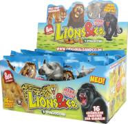 Lions & co., 16 gefährliche Raubtiere zum Sammeln! DeAGOSTINI