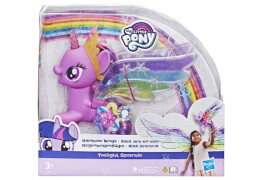 Hasbro E2928EU4 My Little Pony Regenbogenflügel Twilight Sparkle