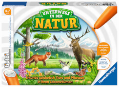 Ravensburger 00043 tiptoi® Unterwegs in der Natur