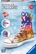 Ravensburger 111527 Puzzle 3D Sneaker Skyline 108 Teile