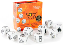 Huch! & Friends 603970 - Story Cubes, für 1-10 Spieler ca. 5 min, ab 6 Jahren