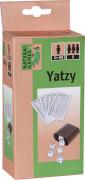 Natural Games Yatzy Würfelspiel, ca. 12,5x4,5x18,3 cm, ab 3 Jahren