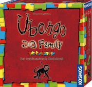 Kosmos Ubongo 3-D Family