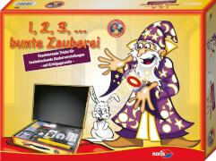 NORIS Spiele 1,2,3, ... bunte Zauberei