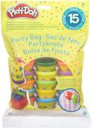 Hasbro 18367EU5 Play-Doh Partyknete mit Stickern, 15-teilig, ab 2 Jahren