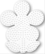 HAMA Bügelperlen Midi - Stiftplatte Blume