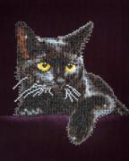 Diamond Dotz Katze 27,9 x 35,5 cm