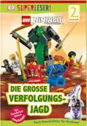 SUPERLESER! LEGO® NINJAGO® Die große Verfolgungsjagd