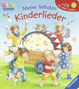 Ravensburger 43444 Meine liebsten Kinderlieder