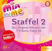 CD Mia and me 22