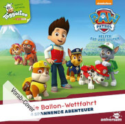 Paw Patrol - Folge 3: Die Ballon-Wettfahrt / # (CD)