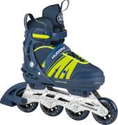 Inline Skates Comfort, deep blue, Gr. 35-40