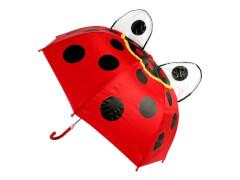 Kinderregenschirm Marienkäfer