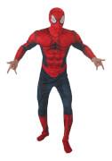 Kostüm Spiderman Deluxe Adult Gr.XL