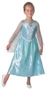 Kostüm Elsa Musical Light up DreGr. M, Karneval