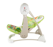 Mattel Fisher Price 2-in-1 Babyschaukel kompakt