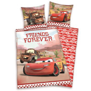 Cars Bettwäsche Forever Friends ca. 135 / 200 cm