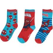 Ultimate Spider-Man  Socken 3er Pack